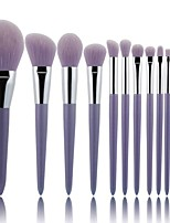 cheap -12 Pcs makeup brush set loose powder blush eye shadow eye socket eyebrow brush makeup brush