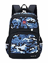 cheap -elementary school backpack camouflage school bag casual student bookbag durable primary backpack for boys(camo black)