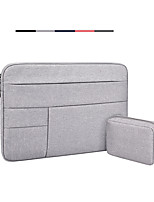 cheap -11.6 Inch Laptop / 12 Inch Laptop / 13.3 Inch Laptop Sleeve / Briefcase Handbags / Tablet Cases Oxford Fabric Textured / Plain for Men for Women for Business Office Waterpoof Shock Proof