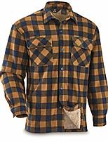 cheap -mens sherpa lined fleece cpo shirt, navy, 3xl