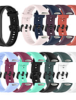 cheap -Watch Band for Huawei Honor 5i Huawei Sport Band Silicone Wrist Strap