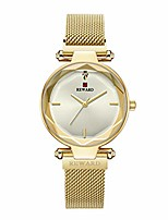cheap -japanese quartz women wrist watch with multilateral glass surface,simple and elegant,fashion gift for girls,waterproof,stainless (gold)