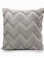 cheap -Cushion Cover Throw Pillow Cover Velvet Decorative Pillowcase 2PC 45cm*45cm No Pillow Insert
