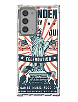 cheap -Statue Of Liberty Case For Samsung S20 Plus S20 Ultra S20 Unique Design Protective Case Shockproof Back Cover TPU