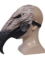 cheap -Plague Doctor Retro Vintage Steampunk Mask Men's Women's Costume Gray Vintage Cosplay Halloween Masquerade