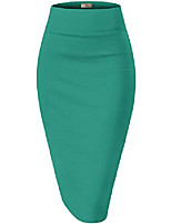 cheap -womens pencil skirt for office wear   jade 3x