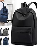 cheap -10 L Hiking Backpack Windproof Rain Waterproof Wearable Outdoor Hiking Running Nylon Black Grey Dark Blue