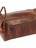 cheap -large leather toiletry bag - stylish, practical and larger than other bags - this handmade vintage dopp kit for men is sturdy & water resistant - store all your travel toiletries in style