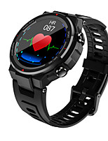 cheap -696 Q70 Men's Smartwatch Smart Wristbands Bluetooth Heart Rate Monitor Blood Pressure Measurement Games Health Care Information Call Reminder Activity Tracker Sleep Tracker Find My Device