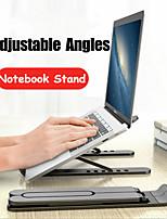 cheap -Adjustable Foldable Laptop Stand Non-slip Desktop Laptop Holder Notebook Stand sFor Notebook MacbookProAir2020 iPadPro2020