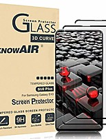 cheap -galaxy s10 plus screen protector,full coverage tempered glass[2 pack][high definition][designed for ultrasonic fingerprint] tempered glass screen protector suitable for galaxy s10 plus