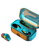cheap -G20 Wireless Earbuds TWS Headphones Bluetooth5.0 Stereo with Charging Box IPX5 Auto Pairing Smart Touch Control for Sport Fitness