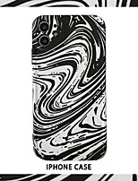 cheap -Case For iPhone 11 / iPhone 11 Pro / iPhone 11 Pro Max Shockproof Back Cover Geometric Pattern TPU For Case 7/7P/8/8P/X/XR/XS/XS MAX