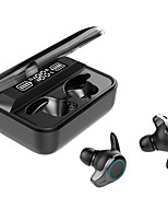 cheap -LITBest R7 Wireless Earbuds TWS Headphones Bluetooth5.0 with Charging Box for Travel Entertainment