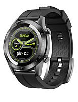 cheap -hz19D outdoor sports health monitoring full circle full touch smart watch