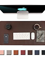 "cheap -writing desk pad protector,non-slip pu leather desk,mouse pad,office desk mat,laptop desk pad,waterproof desk writing pad for office and home& #40;31.5"" x 15.7""& #41; & #40;wine& #41;"