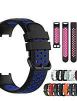 cheap -Watch Band for Fitbit Charge 3 / Fitbit Charge 4 Fitbit Sport Band Silicone Wrist Strap