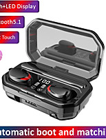 cheap -LITBest LX_W15 Wireless Earbuds TWS Headphones Bluetooth5.0 with Microphone with Charging Box for Travel Entertainment