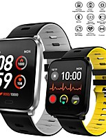 cheap -K10 Smart Watch Multi-sports Mode Heart Rate and Blood Pressure Monitoring Information Push Ip68 Waterproof