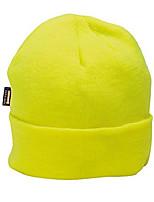 cheap -hi-vis insulatex knit cap knitted winter work warm hat outdoor head beanie wear, yellow