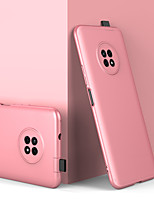 cheap -Case For Huawei Honor 9X Honor 9X Pro Shockproof Dustproof Full Body Cases Solid Colored TPU Case For Huawei Y9S P Smart Pro 2019 Honor 20 Honor 20 Pro Honor 20i P Smart Plus 2019 Enjoy 9S Nova 5T
