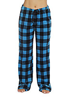 cheap -women's plush pajama pants   petite to plus size pajamas