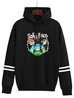 cheap -Inspired by Cosplay Sally Face Sally Hoodie Polyster Top For Unisex