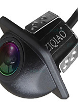 cheap -ZIQIAO Car Reverse Rear View Camera Universal Waterproof Night Vision HD Parking Backup Camera HS001