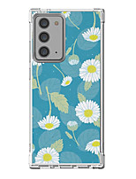 cheap -Tropical Flowers Case For Samsung S20 Plus S20 Ultra S20 Unique Design Protective Case Shockproof Back Cover TPU