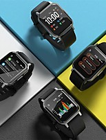 cheap -Men and Women Exercise Pedometer Heart Rate Sleep Monitoring Smart Watch Ls02