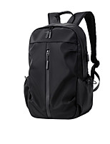 cheap -Travel Bag Laptop Backpack College Bookbag Large Capacity Waterproof with USB Charging Port Casual Outdoor Travel Oxford Cloth Fits 14 Inch Laptop Gift For Men and Women 31*10*46 cm