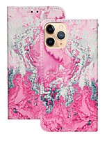 cheap -Case For Apple iPhone 12 Pro Max  Wallet Card Holder with Stand Full Body Cases Marble PU Leather iPhone 12 Mini SE 2020 11 Pro XR XS Max X 7 8 Plus