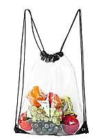 cheap -clear drawstring bag waterproof stadium drawstring backpack