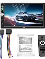 cheap -12V 7-inch 2 Din  Car MP5 Player Phone X7 Reverse Image Wireless Card Video Phone Interconnect Steering wheel controls Car Radio 7#