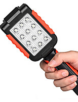 cheap -L-6305 USB LED Light Handheld Flashlights / Torch 21 lm LED Emitters 3 Mode Portable LED Easy Carrying Durable Camping / Hiking / Caving Everyday Use Fishing Red