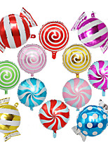 cheap -Party Balloons 24 pcs Candy Party Supplies Latex Balloons Boys and Girls Party Decoration 18 Inch for Party Favors Supplies or Home Decoration