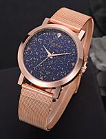 cheap -Women's Quartz Watches Quartz Stylish Fashion Adorable Analog Gold / One Year