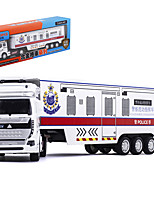 cheap -Alloy Container Truck Toy Truck Construction Vehicle Transport Car Toy Music & Light All Adults Kids Car Toys