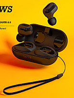 cheap -LITBest N9 Wireless Earbuds TWS Headphones Bluetooth5.0 Stereo with Microphone HIFI with Charging Box IPX5 for Mobile Phone