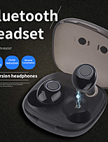cheap -k11 Wireless Earbuds TWS Headphones Bluetooth5.0 with Charging Box IPX5 Auto Pairing for Travel Entertainment