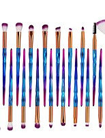 cheap -20pcs/set makeup brush set tools for foundation eyebrow eyeliner blush cosmetic concealer brushes contour make-up toiletry kit nylon make up brush set