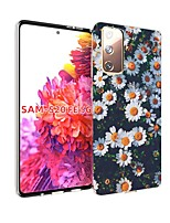 cheap -Case For Samsung Galaxy S20 FE Ultra-thin Pattern Back Cover Flower TPU Soft Galaxy S20 Plus Note 20 Ultra Note 10 Plus A11 A21S A31 A41 A51 A71 A81 A91
