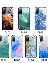 cheap -Case For Samsung Galaxy Galaxy A30(2019) / Samsung Galaxy A70(2019) / Samsung Galaxy A80 Shockproof Back Cover Marble TPU