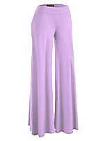 cheap -womens chic tie dye palazzo pants xxxl jade