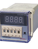 cheap -Omron DH48J Digital Counter Relay with 4-Digit AC220V counters