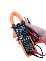 cheap -Pm2008b Clamp Meter Multimeter Digital High Precision Capacitance Meter Ac Clamp Meter Frequency Electrician Clamp Meter