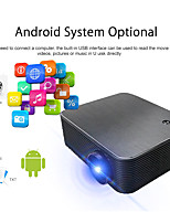 cheap -Full HD 1080P LED Projector Android 6.0 Wifi Smart Home Theaterideo Proyector