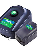 cheap -Quiet 220v 8W 12W Air Pump Adjustable Super Silent 2/4 Outlet Aquarium Fish Tank Oxygen Air Aerator Koi Fish Air Aerator