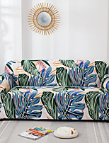 cheap -Tropical Forest Print 1-Piece Sofa Cover Couch Cover Furniture Protector Soft Stretch Slipcover Spandex Fabric Super Fit for 1~4 Cushion Couch and L Shape Sofa,Easy to Install(1 Free Cushion Cover)