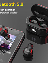 cheap -LITBest LX_A6 Wireless Earbuds TWS Headphones Bluetooth5.0 with Microphone with Charging Box for Travel Entertainment